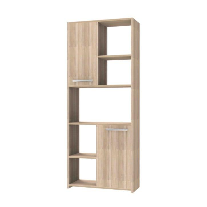 Moldau Acacia light Bookshelf