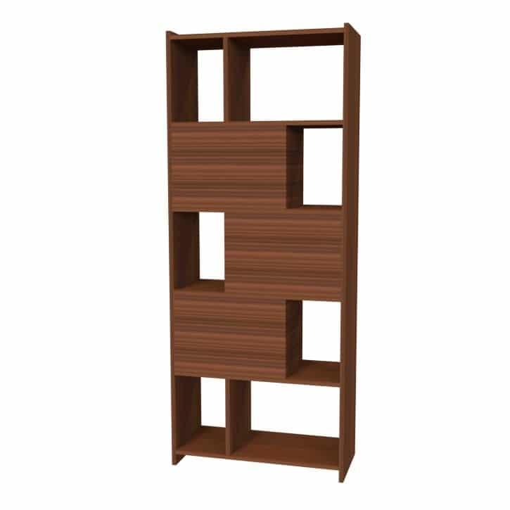 Modular wooden Bookshelf